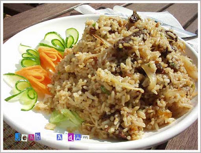 BEEF TENDERLOIN FRIED RICE