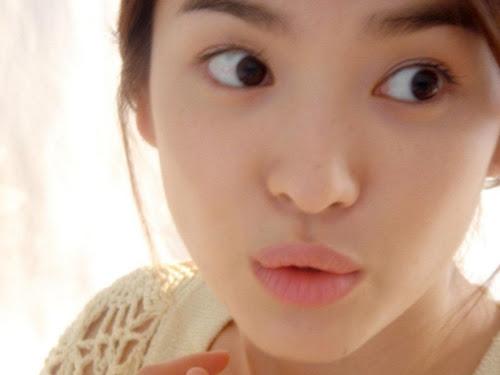 Foto Song Hye Kyo | Gambar Artis Korea Cantik