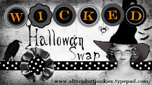 Wicked Halloween Swap