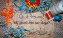 Melinda's Quilt Giveaway