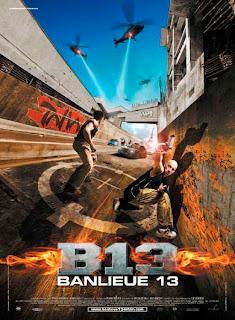 Distrito 13 cine online gratis