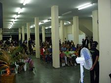A igreja no testemunho
