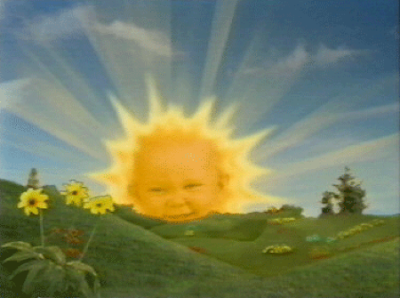 Rudy's House of Weird - Page 6 Teletubbies-sun