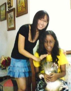 Priya & Amu