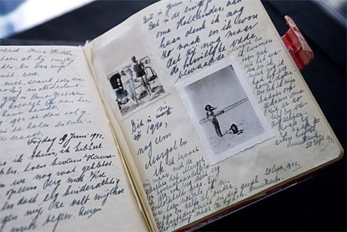 diary of anne frank. The Diary of Anne Frank on BBC