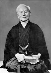 MESTRE GINSHIN FUNAKOSHI