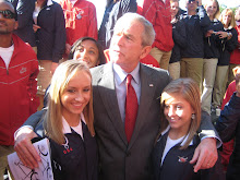Bush with the Gymnasts