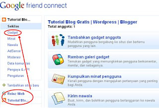 Friend Connect Popular Post