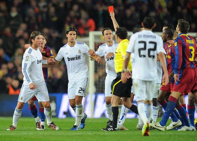 Real madryt przegra142 na camp nou z fc barcelon105 0