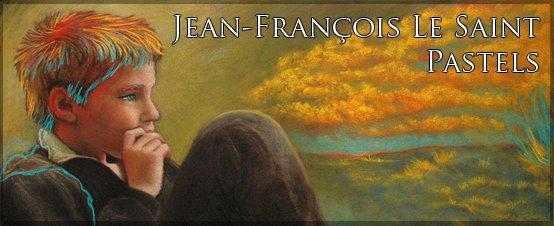 Pastel Artist JF Le Saint
