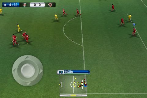 Pro Evolution Soccer ROM (ISO) Download for Sony Playstation 2 / PS2