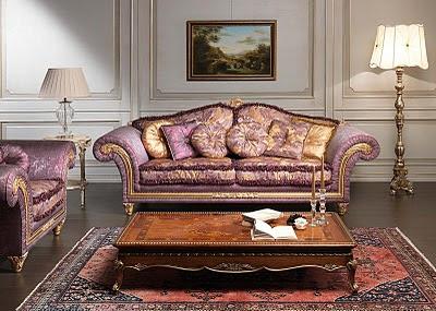 Luxury Classic Sofa