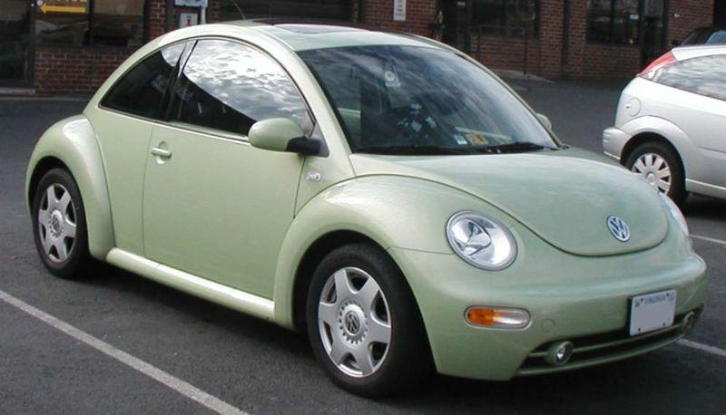 2000 Volkswagen Beetle Stereo Wiring