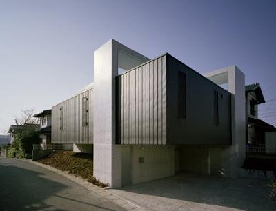 Five Frames House Japan