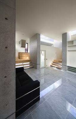5 frames house japan