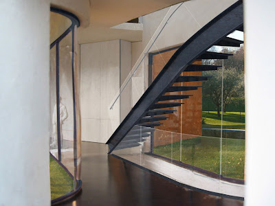 Steven holl architects designs on Sun slice House