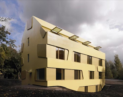 Juergen Mayer Haus project