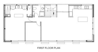 Modern Prefab Home Plan