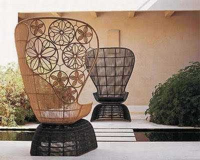 Outdoor Seating Crinoline Collection