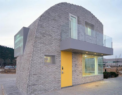 Pixel House Korea Modern Architecture