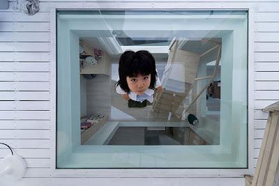 House H Tokyo by Sou Fujimoto Architects