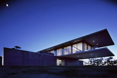Wilson House Architecture in Yarra Valley Victoria