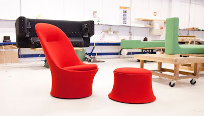 The EVA Chair by Anderssen and Voll