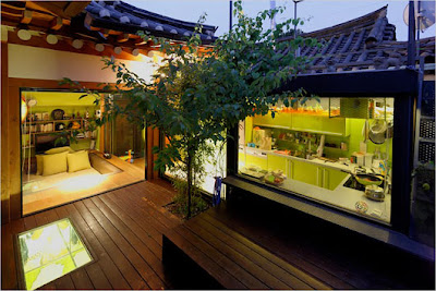 Interiors World Traditional Korean House Design with Modern