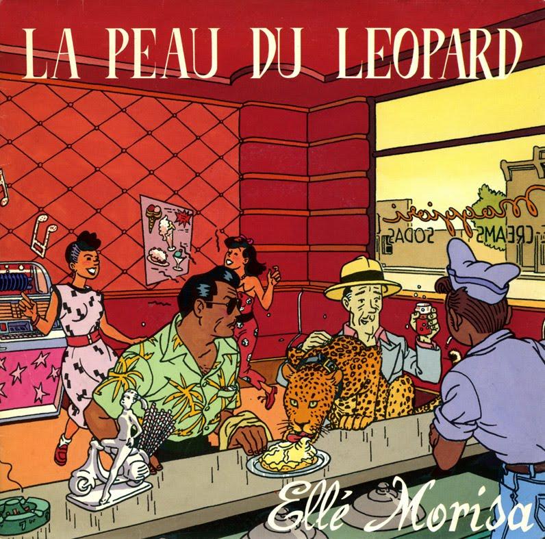 Elle Morisa La Peau Du Léopard