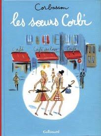 Les Soeurs Corbi, bande dessinée