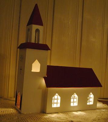 bilder aurland kyrkje