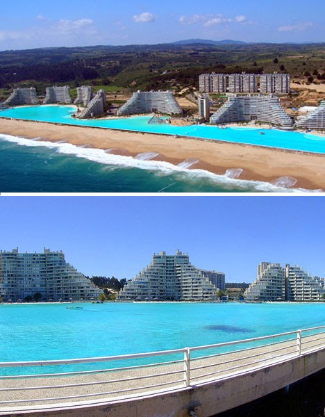 Blogberry emry 9 most luxurious swimming pool in the world for World s largest swimming pool depth