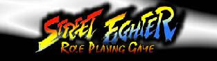 Street fighter - Role Playing Game