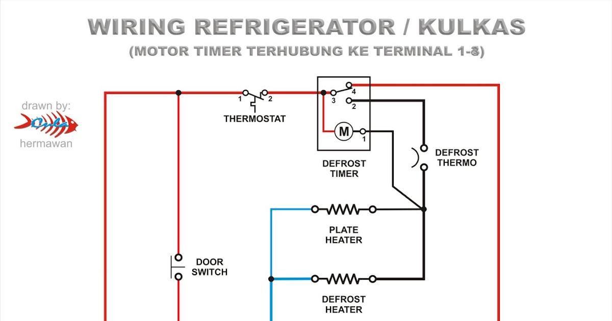 Teach Thermodynamics Service  Wiring Kulkas
