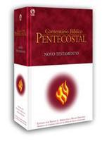 (CPAD)Comentário Biblico Pentecostal - NT
