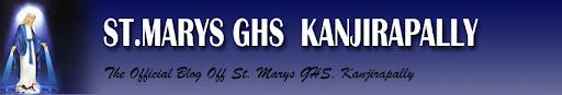 St.Marys G H S, Kanjirapally