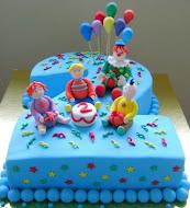2 Yaş Pastası 05