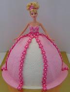 Barbie Pastası