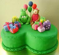 Kurbağa Prens Pastası
