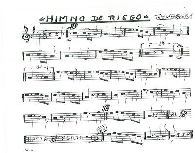 partituras de trompeta. TROMPETA CLARINETE 1º
