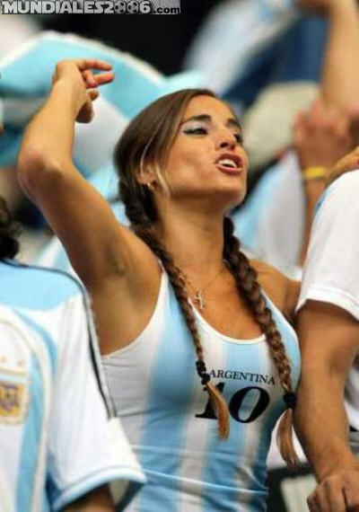 World Cup Fans Hot Girls