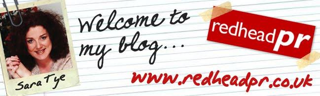 Sara Tye @ redheadPR - Blog