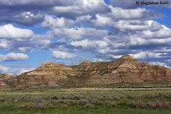 Northern Badlands of North Dakota