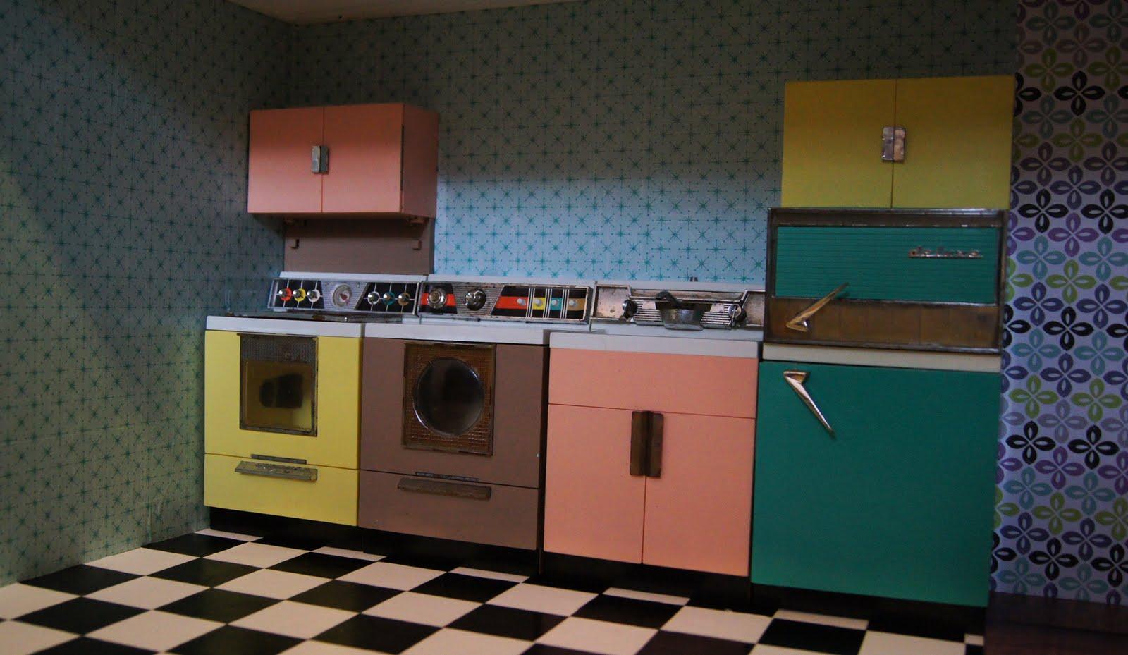 Как сделать для барби кухню