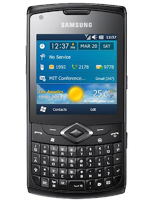 Samsung Omnia Pro4