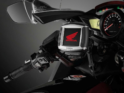 Honda VFR 1200F Digital Speedometer