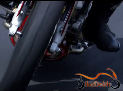 Mahindra Diablo Suspension