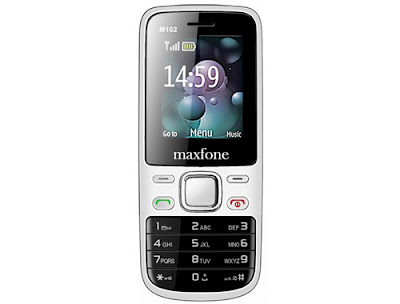 Maxfone M102