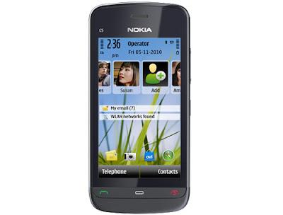 Nokia C5 03