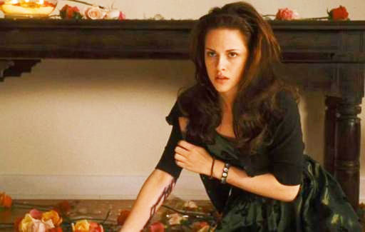 kristen stewart hair color in twilight. kristen stewarts hair